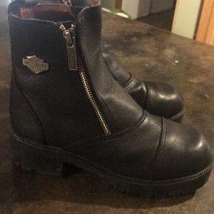 Harley Davidson boots. Size 6.